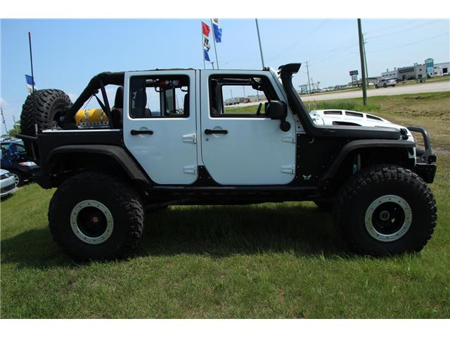 2012 Jeep Wrangler Unlimited 24V Call of Duty II (DISC) (Stk: P9183) in Headingley - Image 30 of 30
