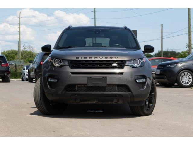 2016 Land Rover Discovery Sport HSE (Stk: P0146) in Ajax - Image 2 of 26
