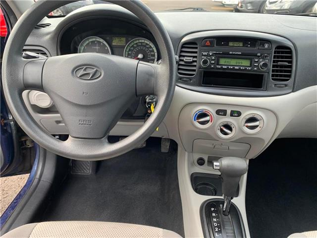 2009 Hyundai Accent  (Stk: 333761) in Orleans - Image 10 of 21