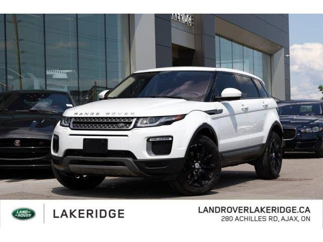 2016 Land Rover Range Rover Evoque SE at $35488 for sale in