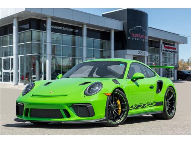 2019 Porsche 911 GT3 RS (Stk: 19HMS640) in Mississauga - Image 1 of 26