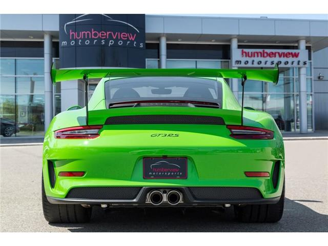 2019 Porsche 911 GT3 RS (Stk: 19HMS640) in Mississauga - Image 8 of 26