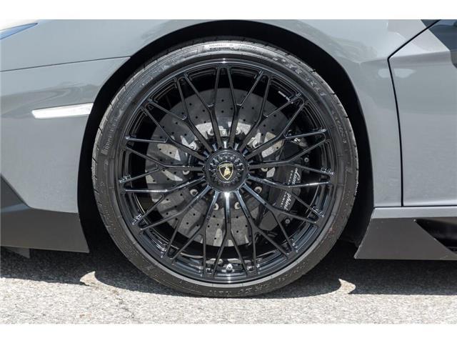 2017 Lamborghini Aventador SV|750 HP!|6.5L V12|1 OF 600|TWO TONE INTERIOR (Stk: 19HMS662) in Mississauga - Image 8 of 30