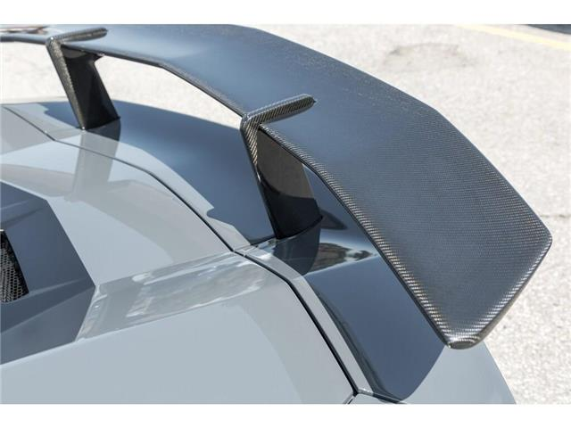 2017 Lamborghini Aventador SV|750 HP!|6.5L V12|1 OF 600|TWO TONE INTERIOR (Stk: 19HMS662) in Mississauga - Image 15 of 30