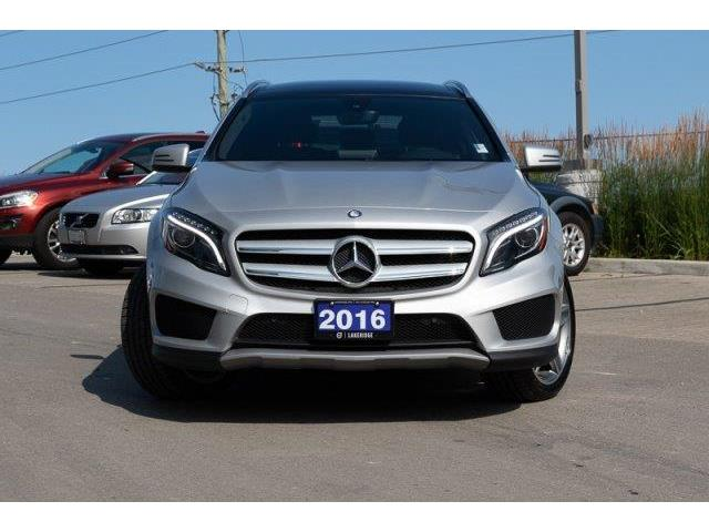 2016 Mercedes-Benz GLA-Class Base (Stk: P0167A) in Ajax - Image 2 of 30