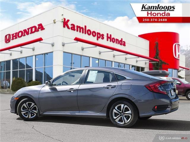 2017 Honda Civic LX (Stk: 14580U) in Kamloops - Image 4 of 24
