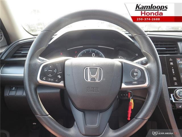 2017 Honda Civic LX (Stk: 14580U) in Kamloops - Image 14 of 24
