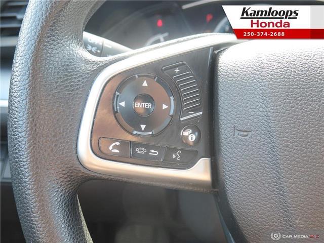 2017 Honda Civic LX (Stk: 14580U) in Kamloops - Image 17 of 24