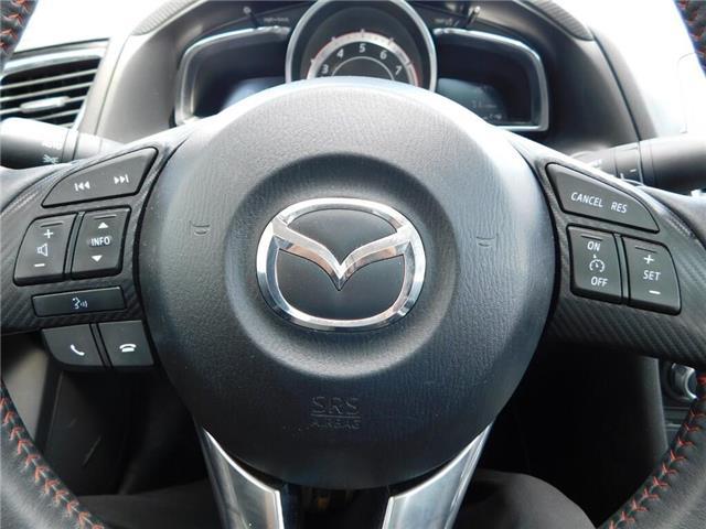 2016 Mazda Mazda3 GT (Stk: 94925a) in Gatineau - Image 11 of 21