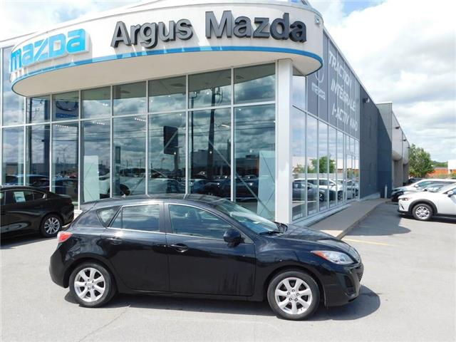 2011 Mazda Mazda3 Sport GX (Stk: A2068B) in Gatineau - Image 1 of 15