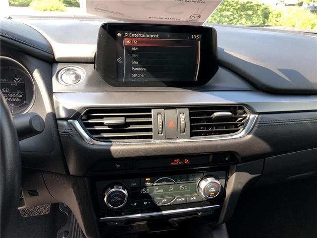 2016 Mazda MAZDA6 GS (Stk: 16592A) in Oakville - Image 14 of 17