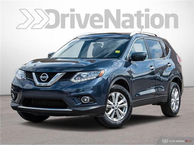 2016 Nissan Rogue SV (Stk: D1419A) in Regina - Image 1 of 28