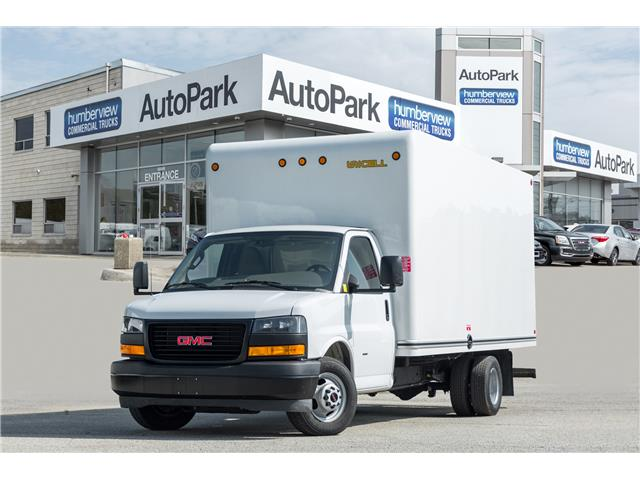 Work Van For Sale >> 2018 Gmc Savana Cutaway Work Van