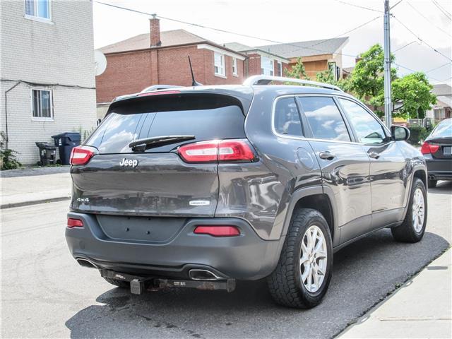 2016 Jeep Cherokee North (Stk: U06547) in Toronto - Image 5 of 23