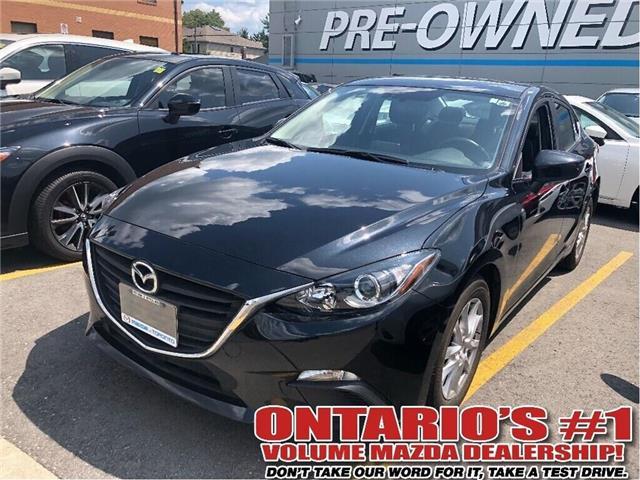 2016 Mazda Mazda3 GS (Stk: P2434) in Toronto - Image 1 of 13