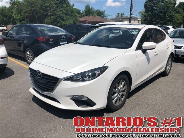 2016 Mazda Mazda3 GS (Stk: p2437) in Toronto - Image 1 of 12