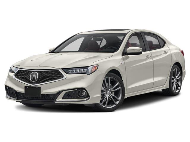 2020 Acura TLX Tech A-Spec w/Red Leather (Stk: L800263) in Brampton - Image 1 of 9
