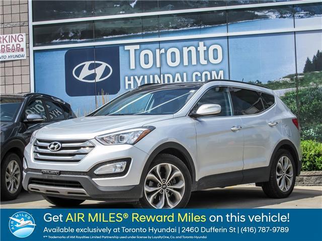 2016 Hyundai Santa Fe Sport  (Stk: U06584) in Toronto - Image 1 of 1