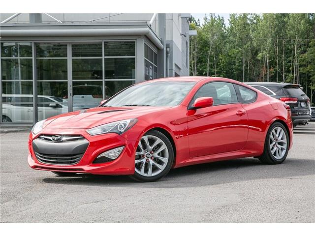 2013 Hyundai Genesis Coupe 2.0T (Stk: 19222B) in Gatineau - Image 1 of 27