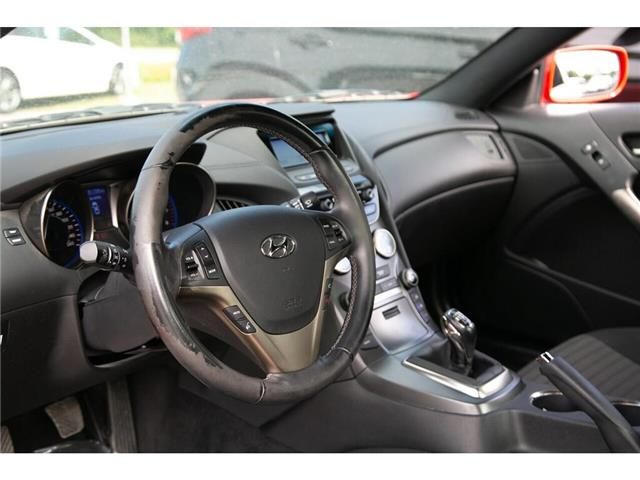 2013 Hyundai Genesis Coupe 2.0T (Stk: 19222B) in Gatineau - Image 11 of 27
