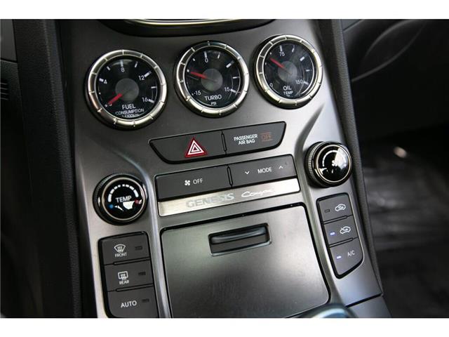2013 Hyundai Genesis Coupe 2.0T (Stk: 19222B) in Gatineau - Image 20 of 27