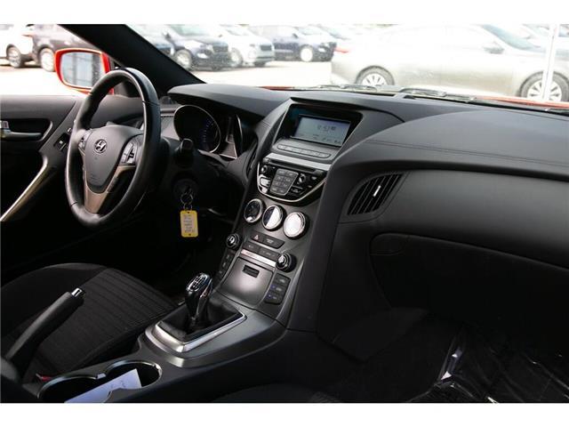 2013 Hyundai Genesis Coupe 2.0T (Stk: 19222B) in Gatineau - Image 26 of 27