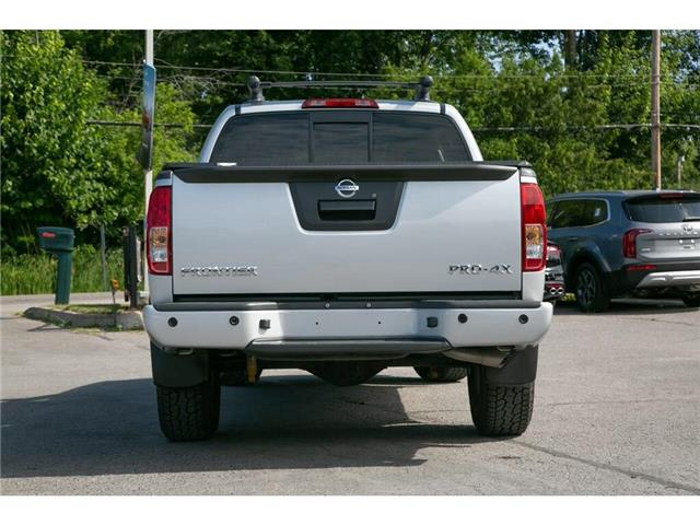 2018 Nissan Frontier  (Stk: 20211A) in Gatineau - Image 5 of 30