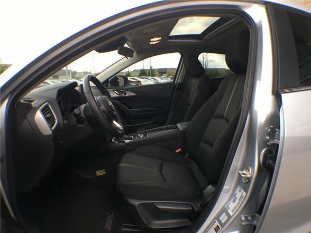 2018 Mazda Mazda3 GS SUNROOF, ALLOY, FOG, TINT, BACK CAM, PUSH BUTTO (Stk: 44215B) in Brampton - Image 4 of 26