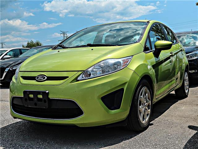 2012 Ford Fiesta SE (Stk: KL528308A) in Bowmanville - Image 1 of 9