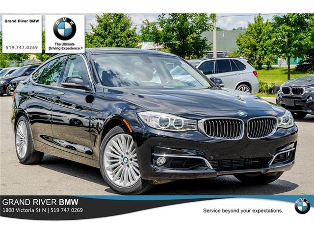 2015 BMW 328i xDrive Gran Turismo (Stk: PW4937) in Kitchener - Image 1 of 22