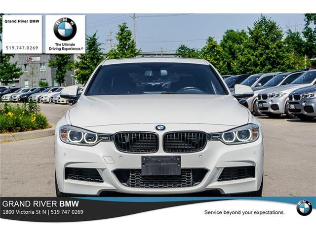 2015 BMW 335i xDrive (Stk: PW4945) in Kitchener - Image 2 of 22