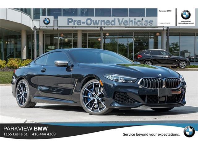 2019 BMW M850 i xDrive (Stk: 55140A) in Toronto - Image 1 of 20