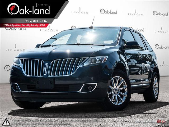 2013 Lincoln MKX Base (Stk: 9X050B) in Oakville - Image 1 of 26