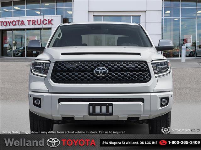 2019 Toyota Tundra Platinum 5.7L V8 (Stk: TUN6271) in Welland - Image 2 of 24