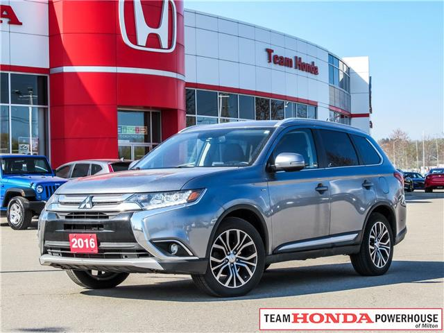 2016 Mitsubishi Outlander GT (Stk: 19398A) in Milton - Image 1 of 17