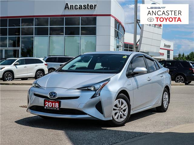 2018 Toyota Prius Base (Stk: 19353A) in Ancaster - Image 1 of 29