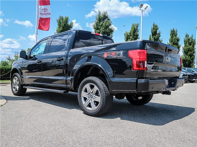 2018 Ford F-150  (Stk: P101) in Ancaster - Image 6 of 30
