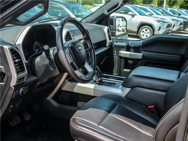 2018 Ford F-150  (Stk: P101) in Ancaster - Image 9 of 30