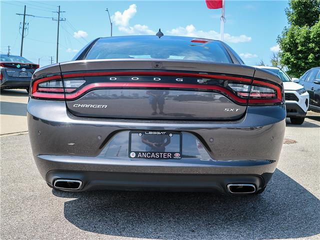 2018 Dodge Charger SXT Plus (Stk: P100) in Ancaster - Image 6 of 30