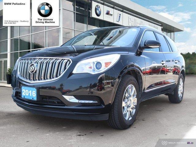 2016 Buick Enclave Premium (Stk: 0105A) in Sudbury - Image 1 of 21