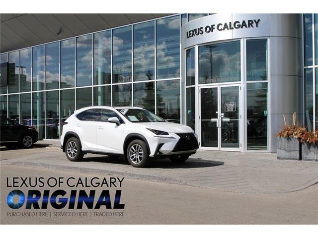 2018 Lexus NX 300 Base (Stk: 190215A) in Calgary - Image 1 of 13