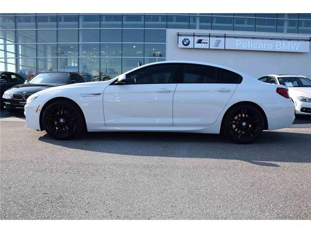 2017 BMW 650 Gran Coupe  (Stk: P388328) in Brampton - Image 2 of 20
