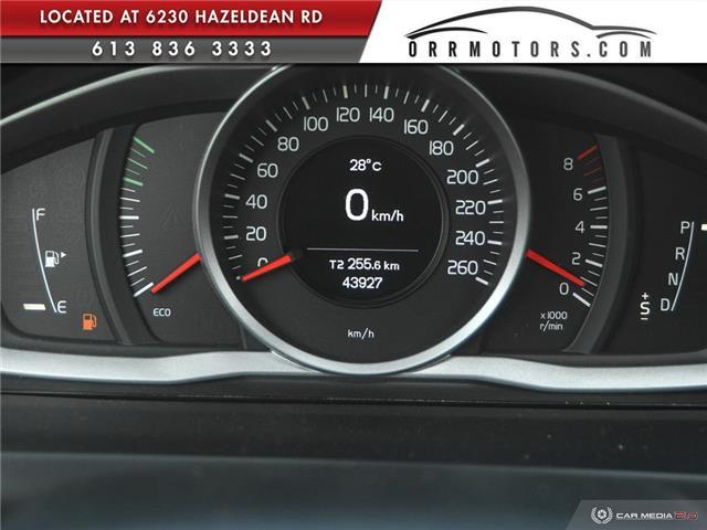 2016 Volvo V60 T5 (Stk: 5626) in Stittsville - Image 14 of 27