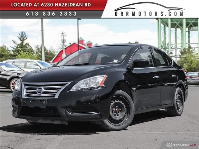2014 Nissan Sentra 1.8 S (Stk: 5689-1) in Stittsville - Image 1 of 27