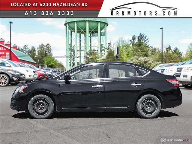 2014 Nissan Sentra 1.8 S (Stk: 5689-1) in Stittsville - Image 3 of 27