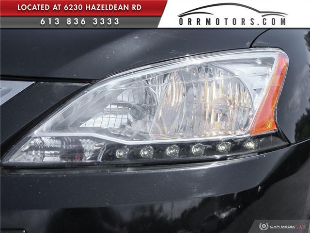 2014 Nissan Sentra 1.8 S (Stk: 5689-1) in Stittsville - Image 8 of 27