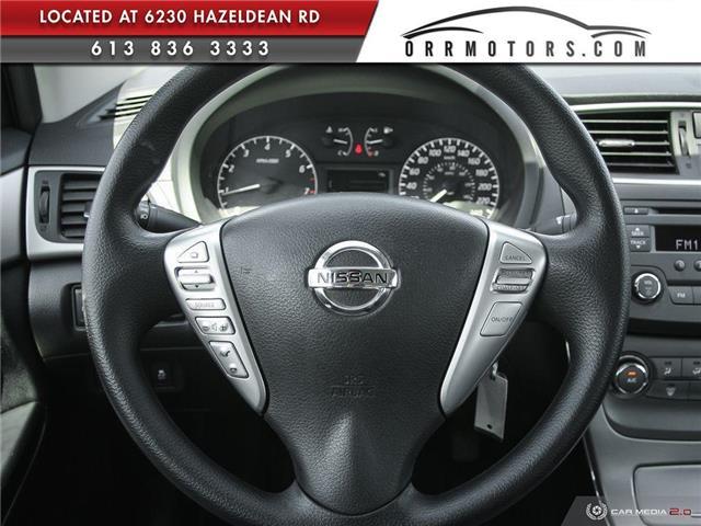 2014 Nissan Sentra 1.8 S (Stk: 5689-1) in Stittsville - Image 12 of 27