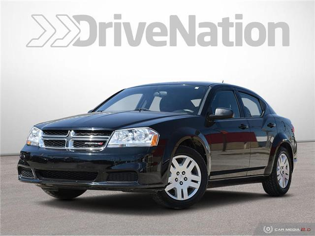 2013 Dodge Avenger Base (Stk: A2897) in Saskatoon - Image 1 of 27