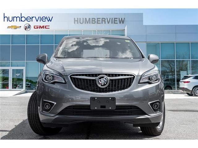 2019 Buick Envision Preferred (Stk: B9N019) in Toronto - Image 2 of 19