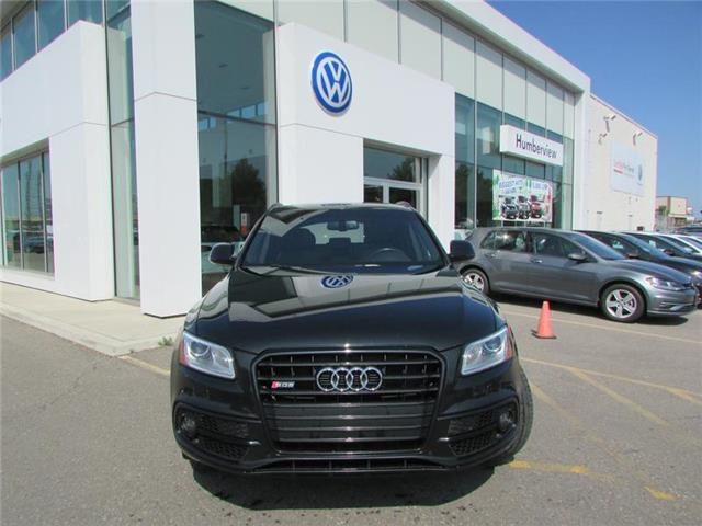 2017 Audi SQ5 3.0T Dynamic Edition (Stk: 8230P) in Toronto - Image 2 of 21